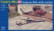 TDW72073 - Federal 604 truck with trailer