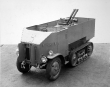 Gi066 - Burford Kegresse armoured personnel carrier